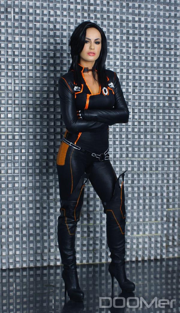 Miranda lawson cosplay costume