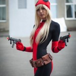Lady Deadpool Mika 1