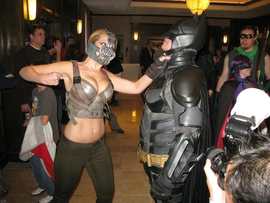 ... sexy Lady Bane costume. Those who have been waiting to see what sheu0027d look like were rewarded recently with a great looking costume and some ...  sc 1 st  Project-Nerd & Lady Bane Cosplay Gallery! - Project-Nerd