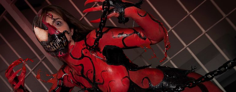 Carnage Cosplay Gallery