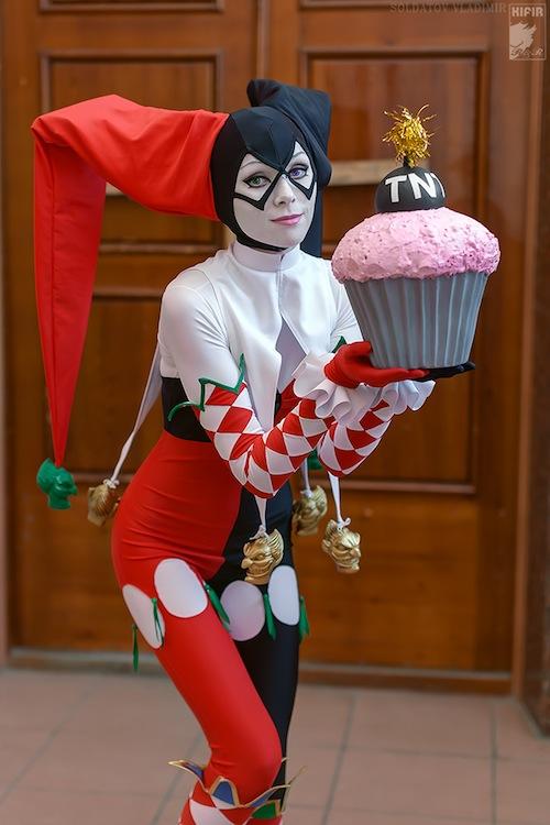 deviantART Harley Quinn Cosplay