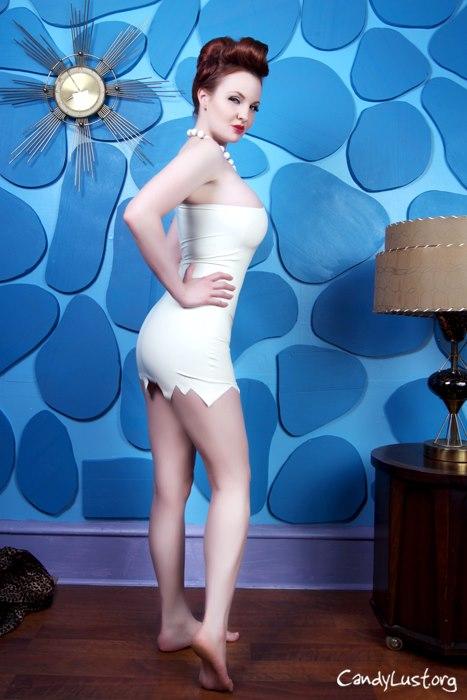 wilma and betty latex cosplay gallery project nerd