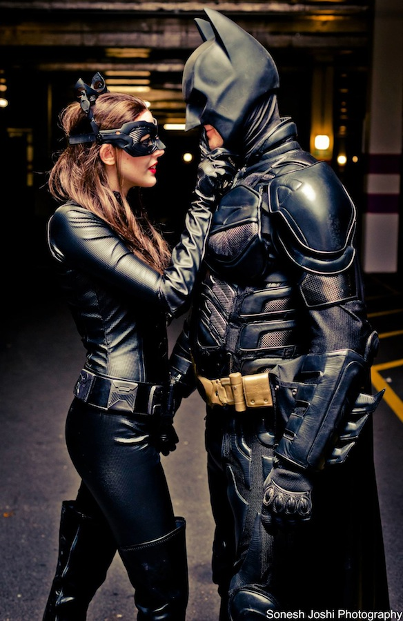 The Dark Knight & Catwoman Cosplay Gallery - Project-Nerd