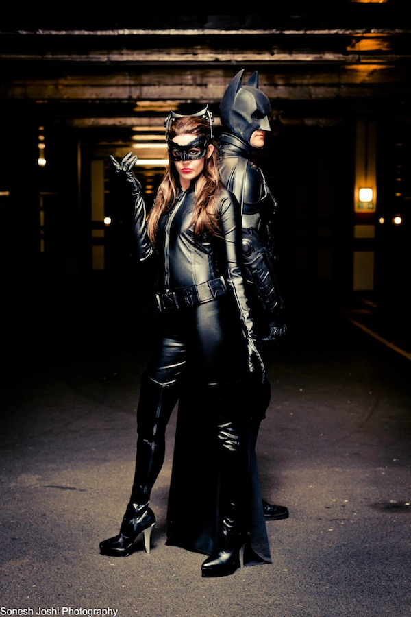 The Dark Knight Amp Catwoman Cosplay Gallery Project Nerd
