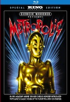 Giorgio Moroder Presents Metropolis Cover