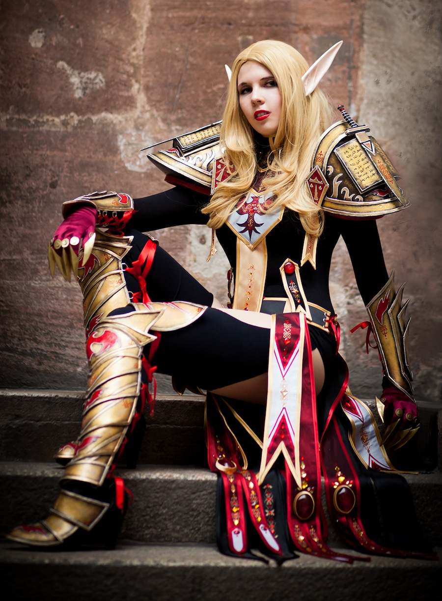 Cosplay wow erotic pictures
