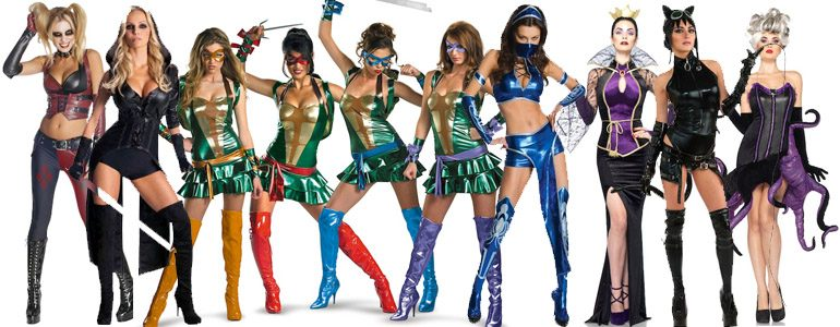 geeky womens halloween costumes for 2013