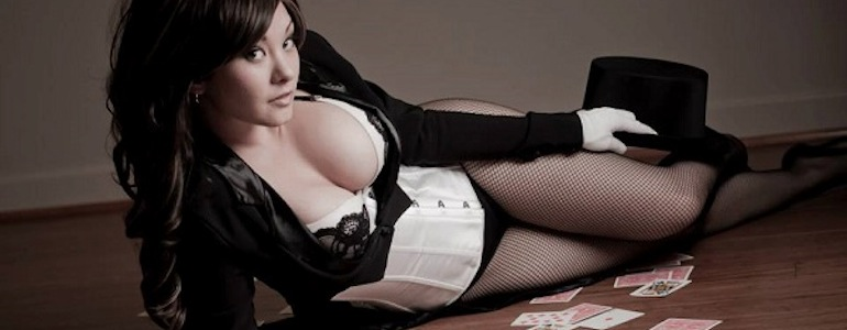 Magical Zatanna Cosplay Project Nerd