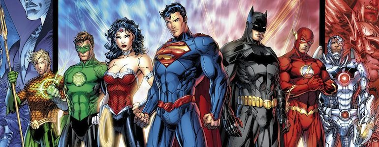 DC Announces Ten New Movies In Their Cinematic Universe