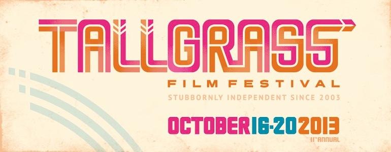 Tallgrass Film Fest Banner