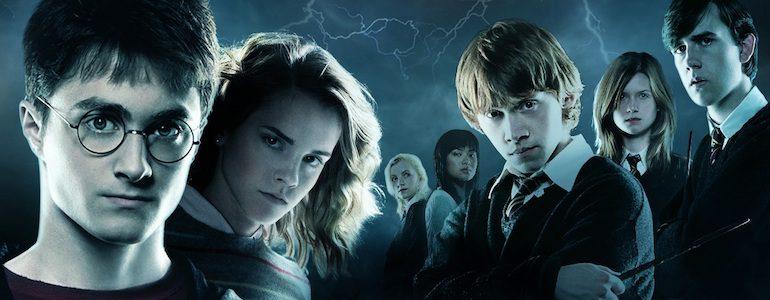 J.K. Rowling Tweets the Harry Potter Fandom into a Frenzy