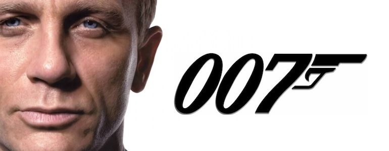 The 25th James Bond Film Set to Start Principal Photography