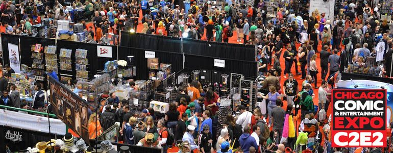 2014 Planet Comicon: Lee Salem, Editor of 'Calvin and Hobbes' Panel