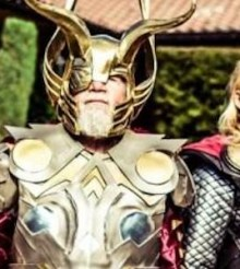 Incredible 'Thor' Cosplay Group