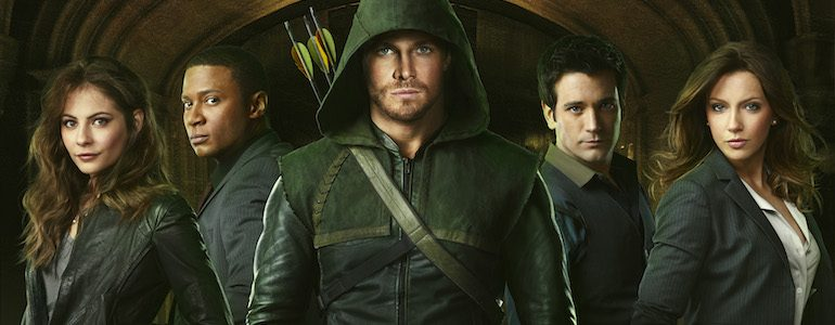 'Arrow: The Complete Sixth Season' on Blu-ray & DVD August 14th