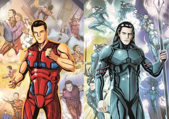 Guardians Comic Review 1