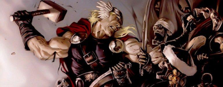 'Thor: Ragnarok' Teaser Trailer Released