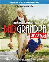 Bad Grandpa Blu-ray Cover