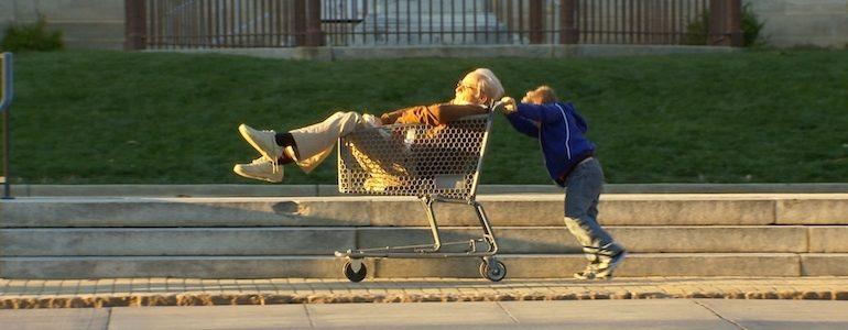 'Bad Grandpa' Blu-ray Review