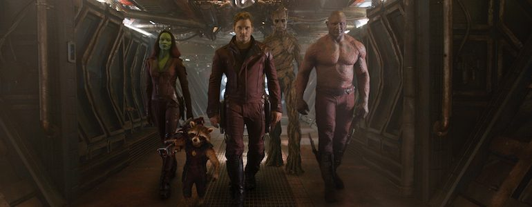 James Gunn Back to Direct Third 'Guardians of the Galaxy' Movie