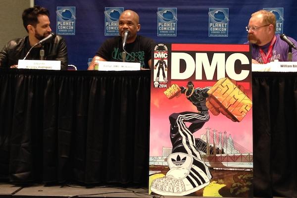 Darryl Makes Comics 1