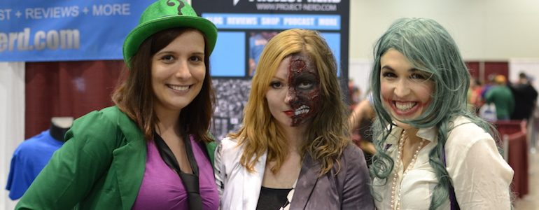 2014 Planet Comicon: Red Star Cosplay Gallery
