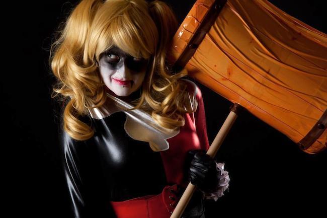 CC Cyanide Kisses Harley Quinn