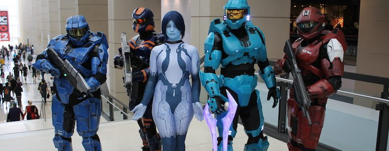2014 C2E2: Cosplay Gallery 4