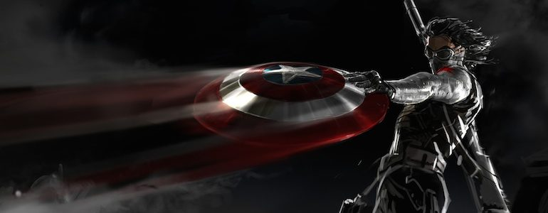 'Captain America: The Winter Soldier' Blu-ray Review