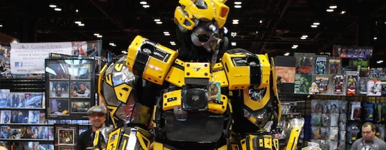 Bumblebee (Transformers) Cosplay