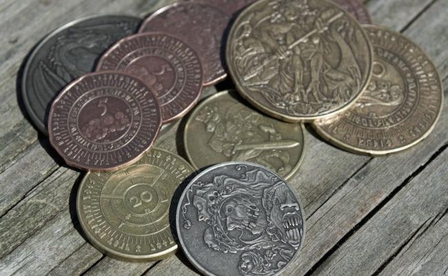Rare Elements Coins Image