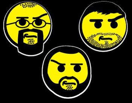 Unshaven Comics Logo