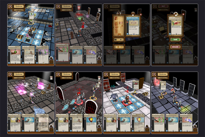 Card-Dungeon-Interview