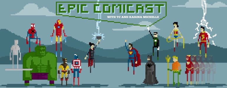 Epic Comicast 14: Batman Beyond – Return of the Joker