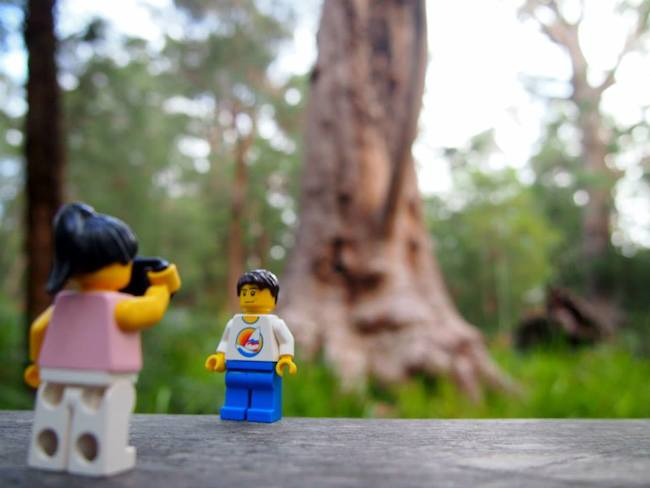 Lego Travellers 1