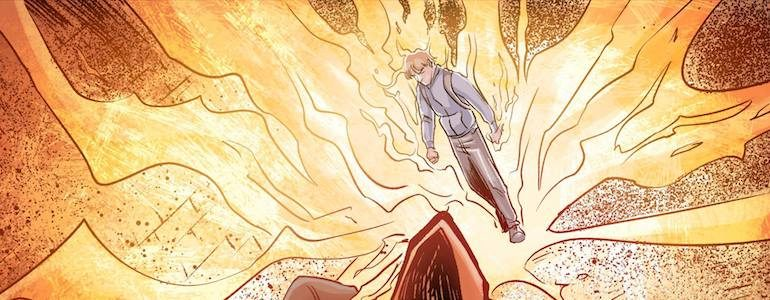 'Billy the Pyro' #1 & #2 Comic Review