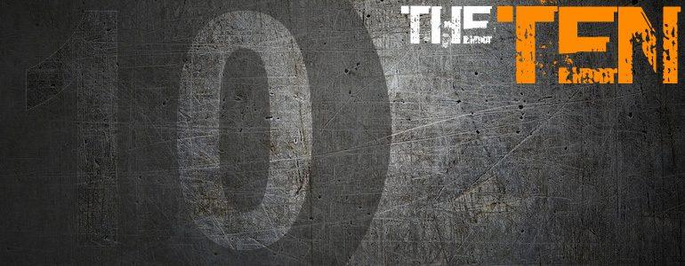 The Ten: Best Actors To Portray Comic Book Characters