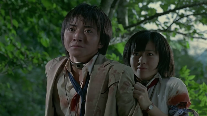 Battle Royale The Complete Collection Blu-ray Review 03