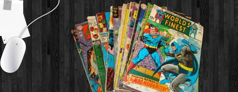 First Five Comics: Aug. 13, 2014