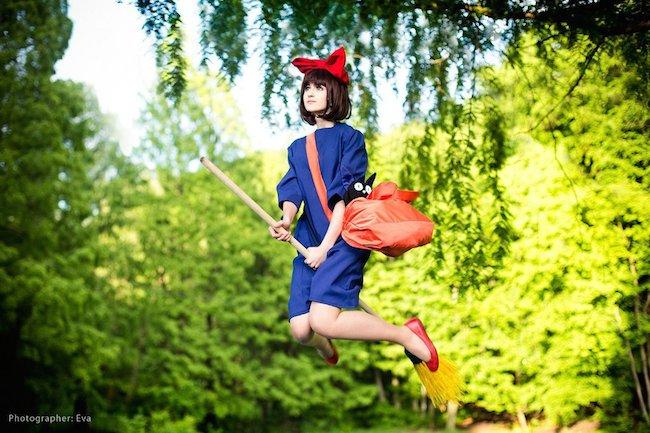 Kust-chan Kiki Cosplay 5
