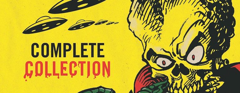 'Mars Attacks!' Comic Collection Review