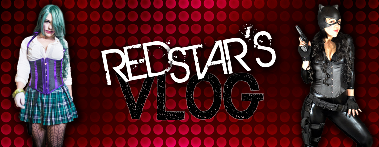 Red Star's Vlog: Hero Crate & Dragon Con