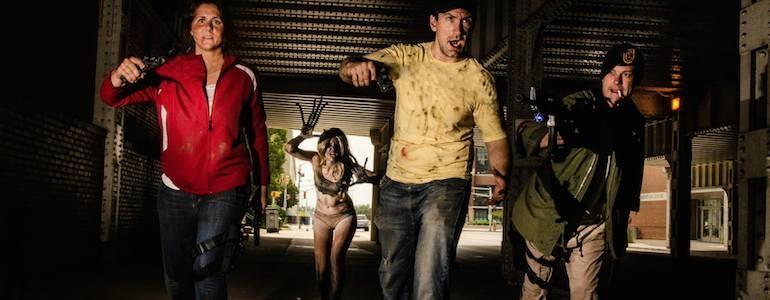 Epic 'Left 4 Dead' Cosplay Shoot