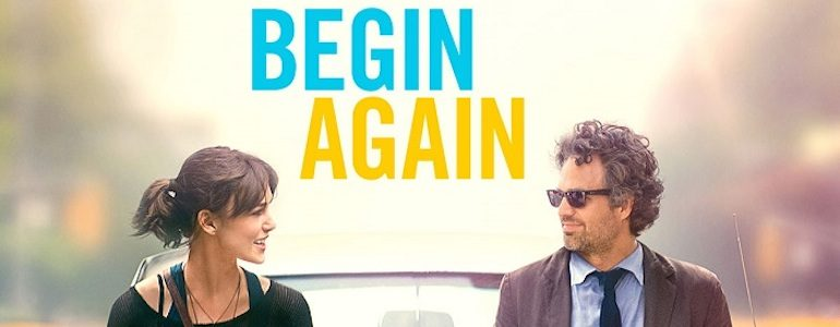 'Begin Again' on Blu-ray & DVD October 28th