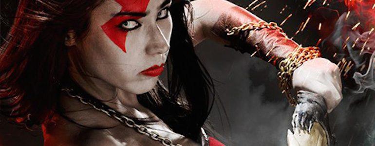 Katrina (God of War) Cosplay