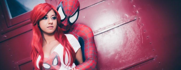 Spider-Man & Mary Jane Cosplay