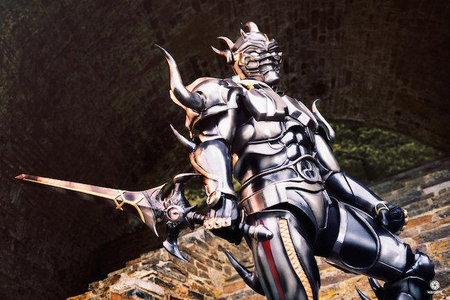 Cecil Harvey Dark Knight Cosplay 1