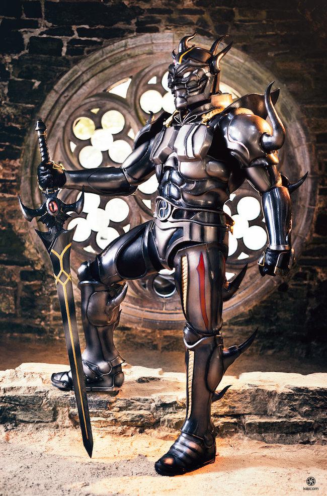 Cecil Harvey Dark Knight Cosplay 4