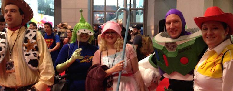 New York Comic Con: Cosplay Gallery
