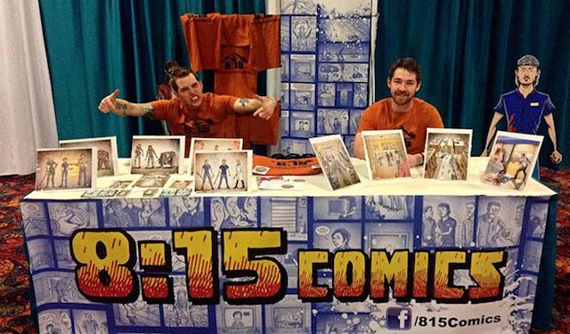 815 Comics Interview
